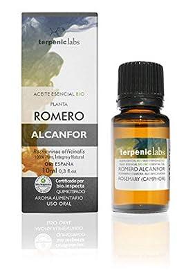 Terpenic Evo Romero Alcanfor Aceite Esencial Bio 10 ml - 1 Unidad