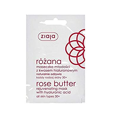 Ziaja Mask Rose Petal 1x7ml from Ziaja