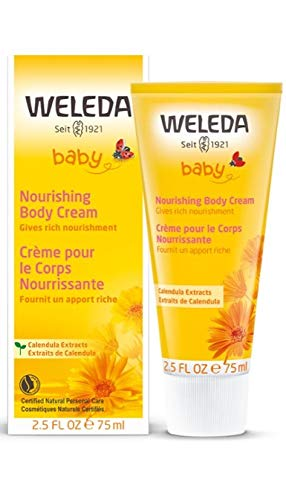WELEDA - Calendula Baby Cream - 2.5 fl. oz. (75 ml)