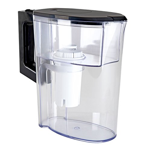 Vitapur VWP2566BL 6 Cup Filtration water pitcher, Pack of 1, Clear