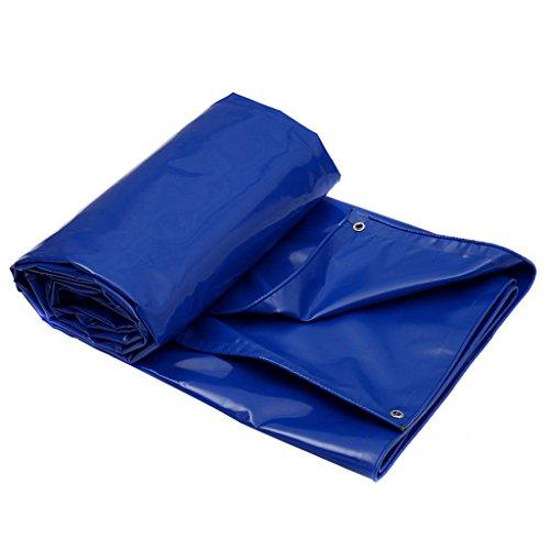 Parasols Auvent de Voiture Sun Protection Hangar PVC Poncho bâche Capot Anti-vieillissement Protection Contre la Corrosion Antigel (Selon Vos Besoins) Envoyer Corde en Nylon, Stores et auvents