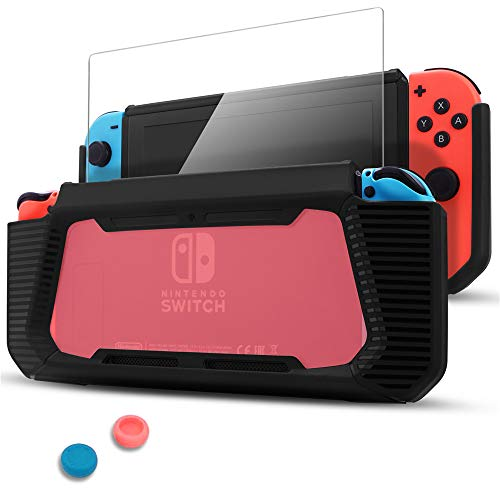 Pakesi Case for Nintendo Switch, Compatible with...