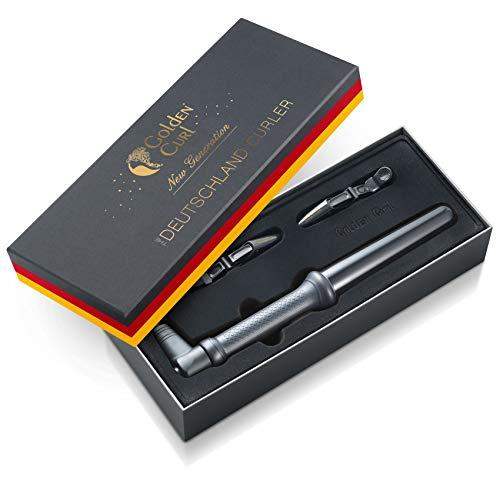 Golden Curl Lockenstab Hair Curler GL506 – langanhaltende Locken für alle Haartypen – unglaubliche 5-Jahres Garantie (18mm – 25mm, Germany) - 2