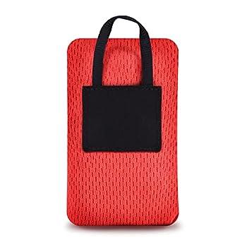 Bohoman Mini couverture de pique-nique, de plage, de camping, imperméable et anti-sable, ultra légère, compacte ? pour le sol, la plage, le sac, le camping, le siège (70 x 110 cm)