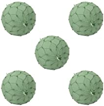 """4.5"""" Netted Oasis Floral Foam Spheres (Pack of 5)"""