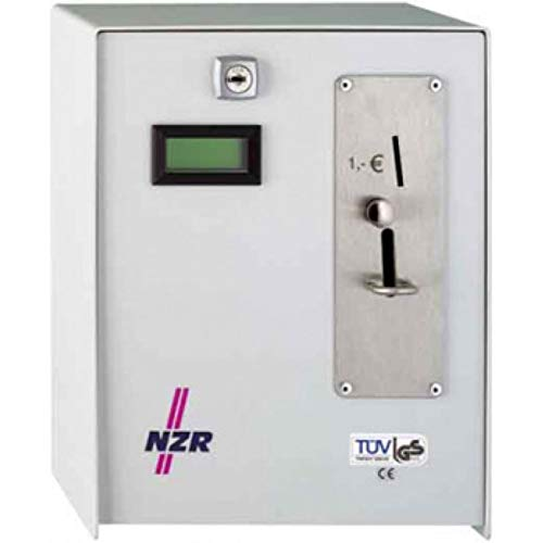 NZR Münzzähler ZMZ 0215 1Euro elektronisch Münzautomat 4048652005222