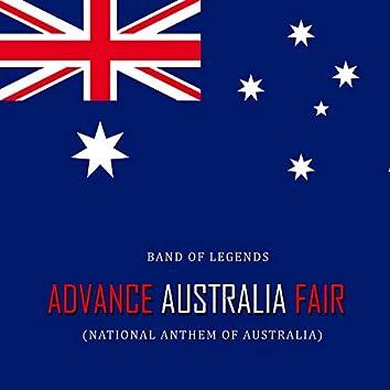 Advance Australia Flair (National Anthem of Australia)