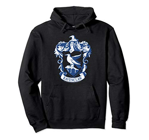 Harry Potter Ravenclaw Crest Pullover Hoodie