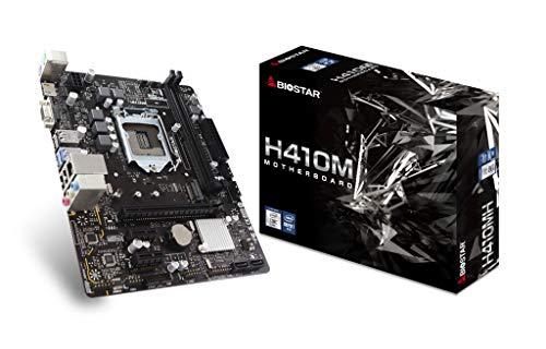 Price comparison product image Biostar Carte Mère H410MH (Intel LGA 1200) Micro ATX