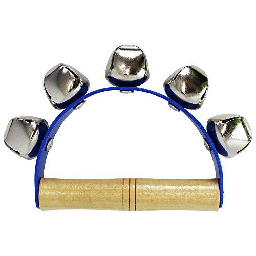 A-STAR BEL05P - Cascabel (plástico), color azul