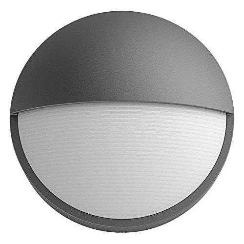 Philips myGarden LED Wandaussenleuchte Capricorn Aluminium 6 W Grau 164559316