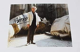 Skyfall James Bond 007 Javier Bardem Signed Autographed 8x10 Glossy Photo Loa