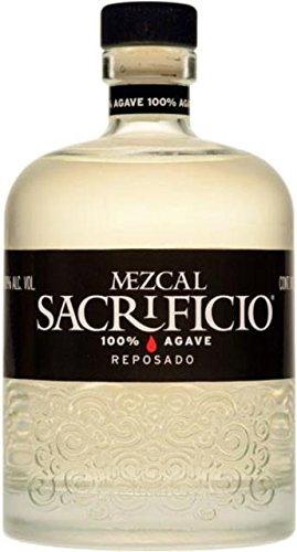 Mezcal Sacrificio Reposado 100% agave