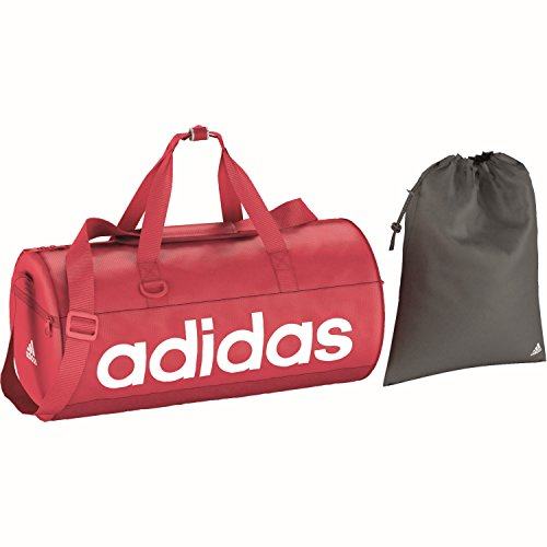 adidas Damen Sporttasche Perforated Team Bag Tasche, Joy S13/White, 25 x 25 x 50 cm, 25 Liter