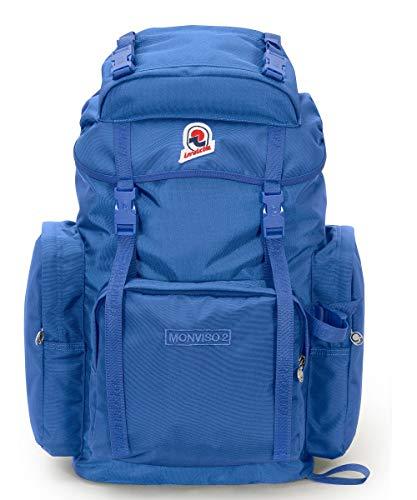 Invicta Zaino Monviso 2 Rucksack, 56 cm, 40 liters, Blau (Blu elettrico)