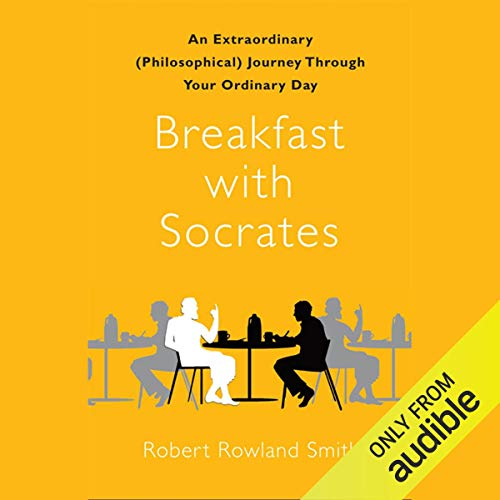 Breakfast with Socrates audiobook cover art