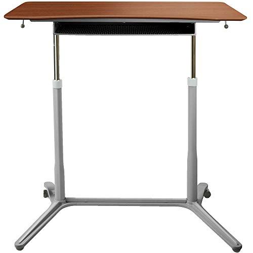 Unique FurnitureSit & Stand Height Adjustable Standing Desk