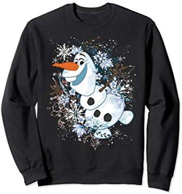 Disney Frozen Olaf Dancing In The Snowflakes Sweatshirt product image