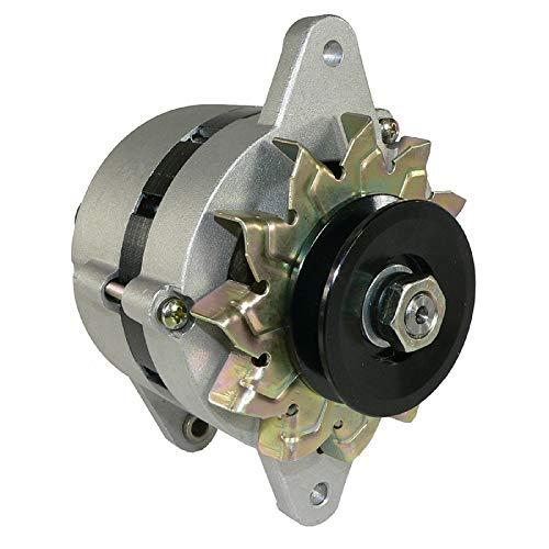 DB Electrical AND0206 New Alternator For Case Uniloader Kubota Tractor Uni 14510, Excavator, 1825 Clark Skid Steer Loader, Thomas Equipment, Loader 410 ND021000-2840 ND021000-5670 ND021000-6840 110258