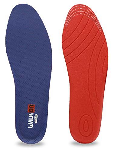 WALKON INSOLES Plantillas para Zapatos, Hombre, Mujer, Foam 100% Transpirable, Multitalla Adulto Fabricado en España