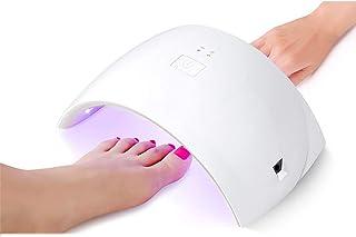 Uñas Lámpara UV LED De La Lámpara LED UV Gel Uñas Secadora 110V-240V Que Cura Polaco Del Arte Del Clavo Herramientas