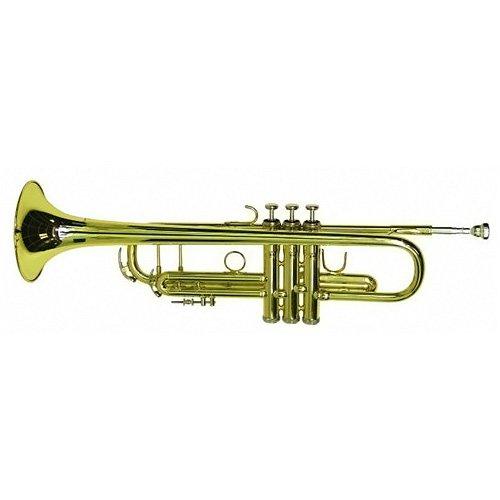 Dimavery 26503150 TP-20 B-Trompete Gold