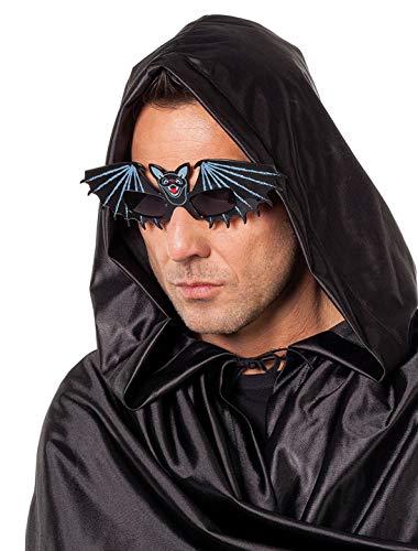 Brille Fledermaus, Schwarz