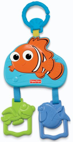 Fisher-Price - Hochet à Nemo Nemo (BFX98)