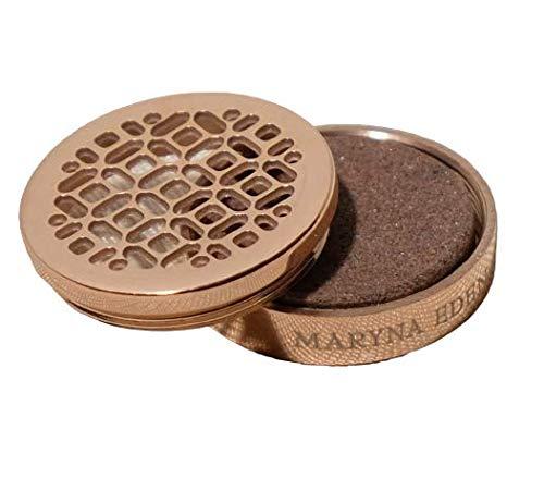 Maryna Eden Paris - Difusor aromático para mascarilla facial, colección Bodhi Tree, color oro rosa