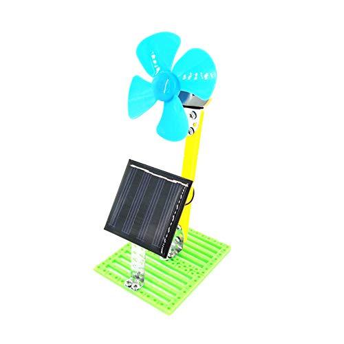 KingbeefLIU DIY Kit De Experimento De Circuito De Física De Ventilador Eléctrico...