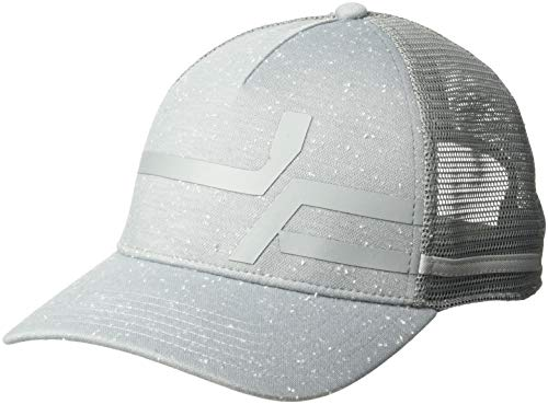 Under Armour Men's Macro Pro Fit Trucker, Steel (035)/Graphite, One Size Fits All