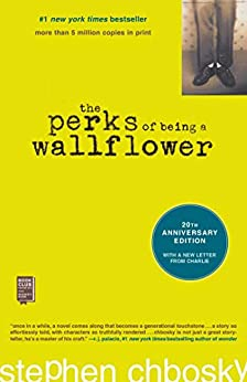 The Perks of Being a Wallflower by [Stephen Chbosky]
