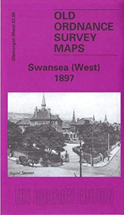 Swansea (West) 1897: Glamorgan Sheet 23.08