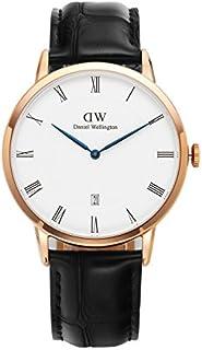ダニエル ウェリントン DANIEL WELLINGTON 腕時計 DW00100107 ローズゴールド 38mm DAPPER READING ダッパー リーディング [並行輸入品]