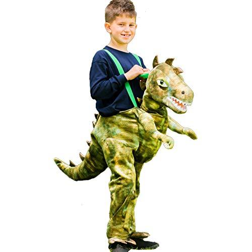 Travis designs- Disfraz infantil de dinosaurio, talla única (RDI6)