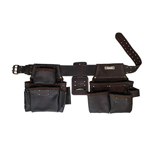 OX Tools OX-P263604 Construction Leather Tool Belt