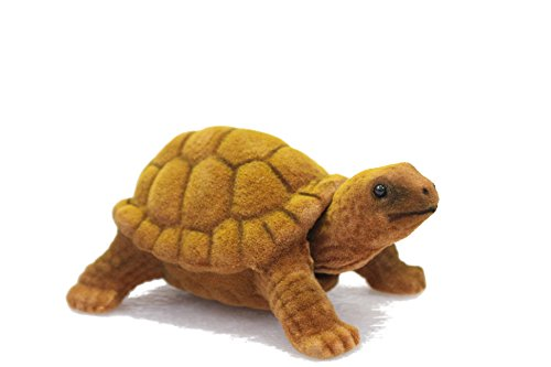 Batty Bargains Amazing Bobblehead Turtle with Car Dashboard Adhesive (Brown)