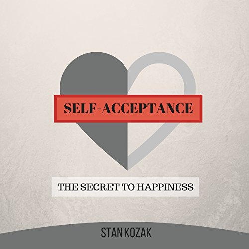 Self-Acceptance audiobook cover art