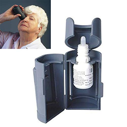 GHzzY Mobilitätshilfe für Senioren - Augentropfenspender für Reisen, Camping & Zuhause - Einfach zu verwendendes Augentropfen-Mobilitätsgerät