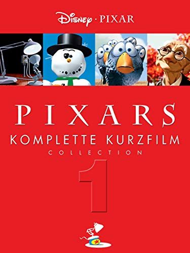 Pixars komplette Kurzfilm Collection 1