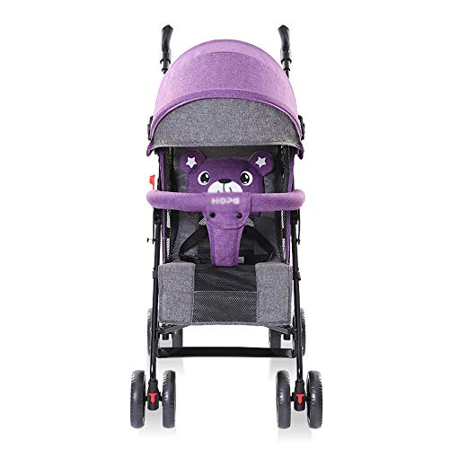 Best Price Baby Stroller, Can Sit and Lie Down and Shock Absorber, 0-3 Years Old Baby Push Stroller,...