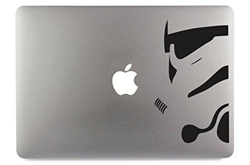 Sturmtruppler Seite Apple MacBook Air Pro Aufkleber Skin Decal Sticker Vinyl (15')