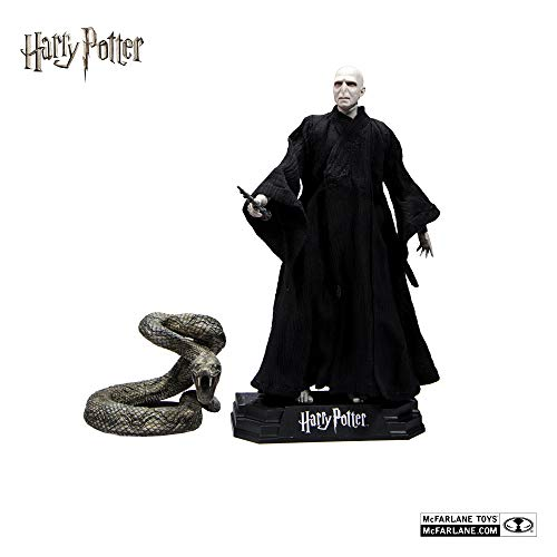 McFarlane- Wizarding World Collection Figura de Acción Lord Voldemort, Multicolor (13304-2)