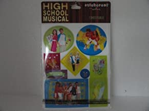 High School Musical Stickers - They Change Pictures When You Move Them - 1 Sheet by Stickeroni