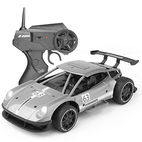 Tastak 2.4 GHz RC Auto Fernbedienung Auto 1:24 Ehicle Drift Auto Best Toy Geschenk für Jungen Kinder 4 Kanäle...