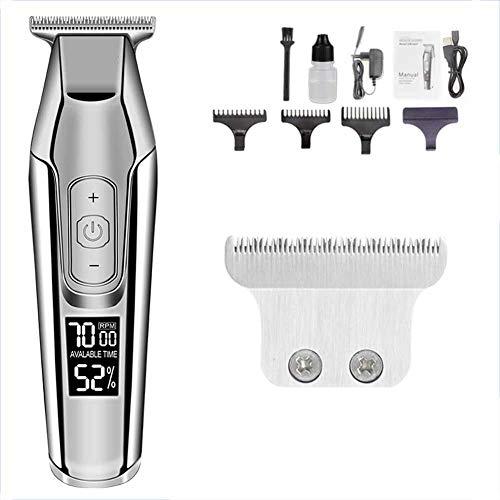 PHNWL-Haartrimmer Haarschneider Trimmer Kit Für Männer Professional Precision Trimmer Rechargeable Multifunctional Grooming Kit Für Männer Und Familien