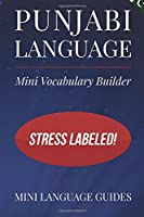 Punjabi Language Mini Vocabulary Builder: Stress Labeled