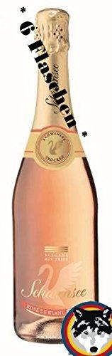 Schwansee Rosé Blanc et Noi (6 x 0.75 l)