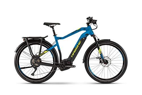Haibike Sduro Trekking 9.0 Pedelec E-Bike Fahrrad schwarz/blau/gelb 2019*