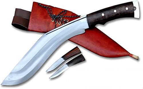 Everest Blade 27 cm Klinge Offizielle Ausgabe kukri Messer-Afghan Ausgabe Khukuri-afgan Freiheit kukri aus Nepal-Handgemachtes Messer aus Nepal-Kukri Haus in Nepal
